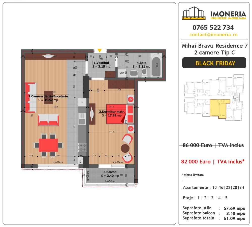 apartamente-de-vanzare-mihai-bravu-residence-7-2-camere-tip-c