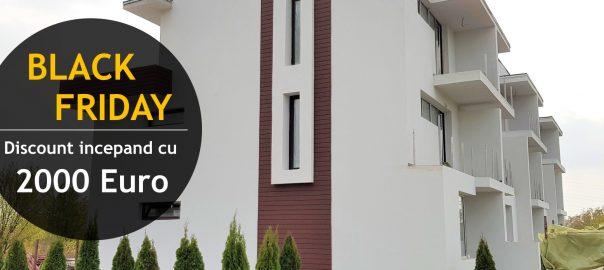 Oferta limitata Sunset Villas Case noi Popesti