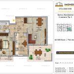 Apartamente de vanzare Pallady - Romco Rezidential - 2 camere tip 3