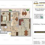 Apartamente de vanzare Pallady - Romco Rezidential - 2 camere tip 5