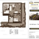 Apartamente de vanzare Titan - Dall Residence - 2 camere tip D-v
