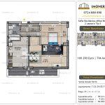 Apartamente de vanzare Vitan - Sofia Residence Mihai Bravu -2 camere tip E