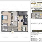 Apartamente de vanzare Vitan - Sofia Residence Mihai Bravu -2 camere tip R