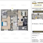 Apartamente de vanzare Vitan - Sofia Residence Mihai Bravu -2 camere tip T