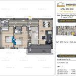 Apartamente de vanzare Vitan - Sofia Residence Mihai Bravu -3 camere tip F