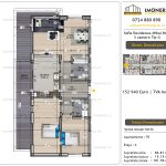 Apartamente de vanzare Vitan - Sofia Residence Mihai Bravu -3 camere tip G