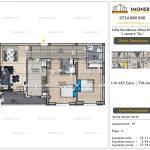 Apartamente de vanzare Vitan - Sofia Residence Mihai Bravu -3 camere tip I