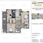 Apartamente de vanzare Vitan - Sofia Residence Mihai Bravu -3 camere tip K