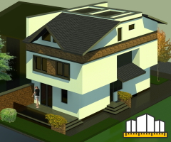 Casa Titan - Trapezului - Burnitei Villa-R0