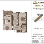 Apartamente de vanzare Decebal Residential Apartments -2 camere tip C1-v