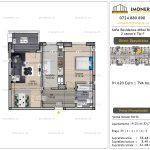 Apartamente de vanzare Vitan - Sofia Residence Mihai Bravu -2 camere tip F