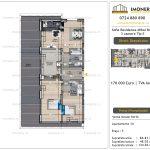 Apartamente de vanzare Vitan - Sofia Residence Mihai Bravu -3 camere tip E