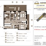 Apartamente de vanzare Aparatorii Patriei Apartments-3 camere tip A+-v