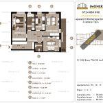 Apartamente de vanzare Aparatorii Patriei Apartments-3 camere tip A-v