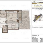 Apartamente de vanzare Brancoveanu Residence 10 -2 camere tip B +-v