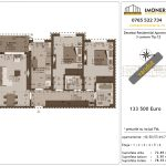 Apartamente de vanzare Decebal Residential Apartments -3 camere tip C2-v