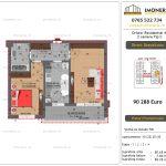 Apartamente de vanzare Dristor Residential 4 - 2 camere tip C
