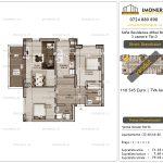 Apartamente de vanzare Vitan - Sofia Residence Mihai Bravu -3 camere tip D-v