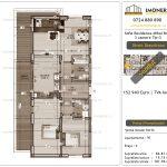 Apartamente de vanzare Vitan - Sofia Residence Mihai Bravu -3 camere tip G-v