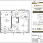 Apartamente de vanzare Mihai Bravu - Splaiul Unirii 219 -2 camere tip A