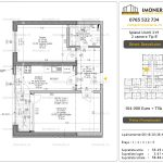 Apartamente de vanzare Mihai Bravu - Splaiul Unirii 219 -2 camere tip B'