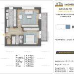 Apartamente de vanzare Pallady Boulevard Apartments -2 camere tip A4-m