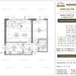 Apartamente de vanzare Mihai Bravu - Splaiul Unirii 219 -2 camere tip E'