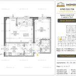 Apartamente de vanzare Mihai Bravu - Splaiul Unirii 219 -2 camere tip E