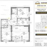 Apartamente de vanzare Mihai Bravu - Splaiul Unirii 219 -3 camere tip B