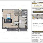 Apartamente de vanzare Vitan - Sofia Residence Mihai Bravu -2 camere tip A