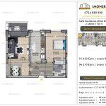 Apartamente de vanzare Vitan - Sofia Residence Mihai Bravu -2 camere tip H