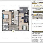 Apartamente de vanzare Vitan - Sofia Residence Mihai Bravu -2 camere tip I'