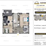 Apartamente de vanzare Vitan - Sofia Residence Mihai Bravu -2 camere tip I