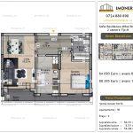 Apartamente de vanzare Vitan - Sofia Residence Mihai Bravu -2 camere tip M