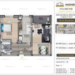 Apartamente de vanzare Vitan - Sofia Residence Mihai Bravu -2 camere tip R'