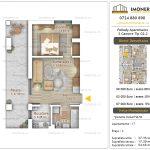 Apartamente noi Doubless -Pallady Apartments 2 -2 camere tip G2.2