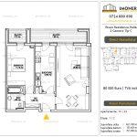 Vanzare Apartamente Noi- Risen Residence Pallady, 2 camere