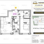 Vanzare Apartamente Noi- Risen Residence Pallady, Direct Dezvoltator
