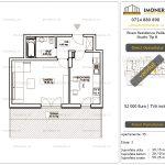 Apartamente noi Titan - Risen Residence Pallady -studio tip B-v