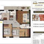 Vanzare apartamente noi Bucuresti Oltenitei Residential Apartments , Comision 0, Imoneria