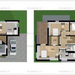 Case noi smart home Corbeanca Ostratu